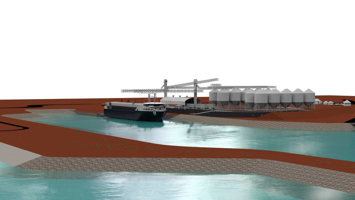Good Luck Strikes: Eyre Peninsula Grain Port Project Announced